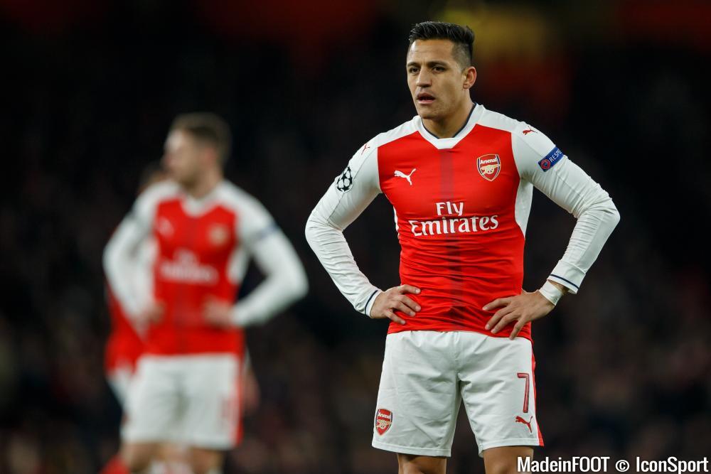 Alexis Sanchez, bientôt au PSG ?