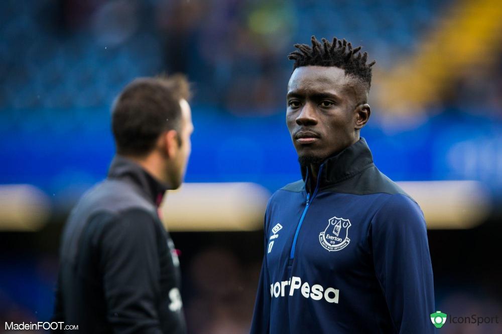 Idrissa Gueye va terminer la saison à Everton.