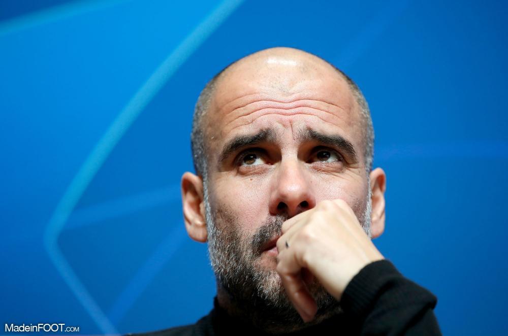 Guardiola a réagi sur la préparation du match contre le PSG