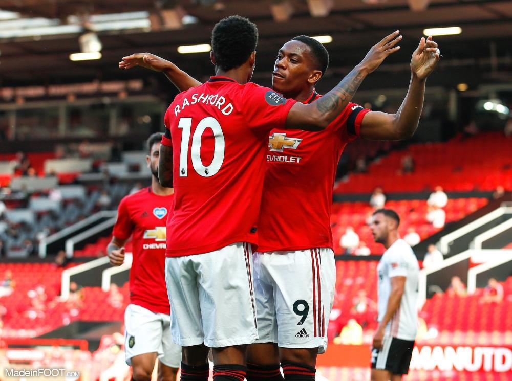 United l'emporte contre Newcastle