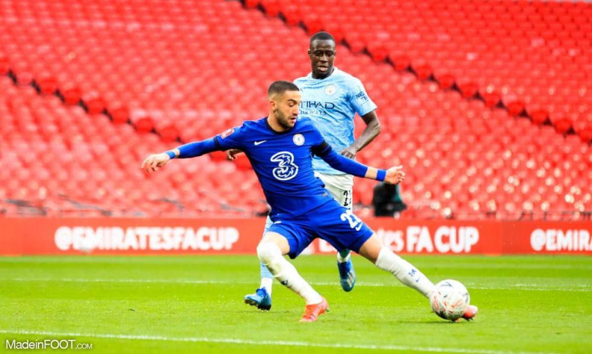 Chelsea a dominé Manchester City (1-0), ce samedi en début de soirée en FA Cup.