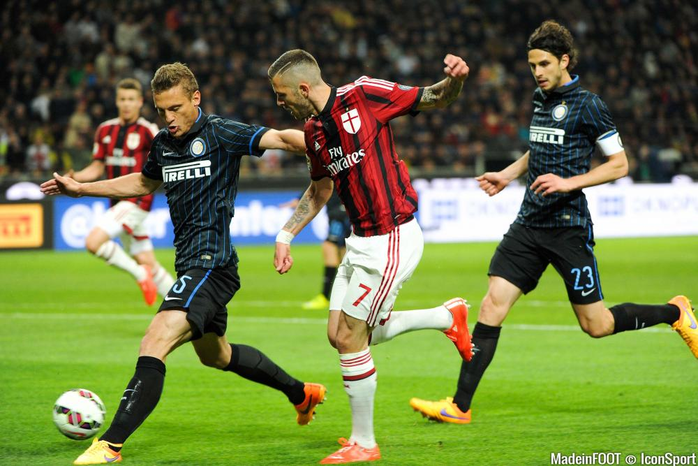 Jérémy Ménez (AC Milan) a écopé de quatre matches de suspension.