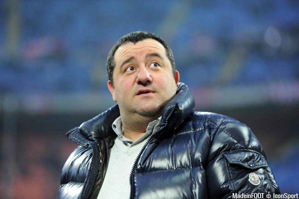 Le PSG a déçu Mino Raiola.