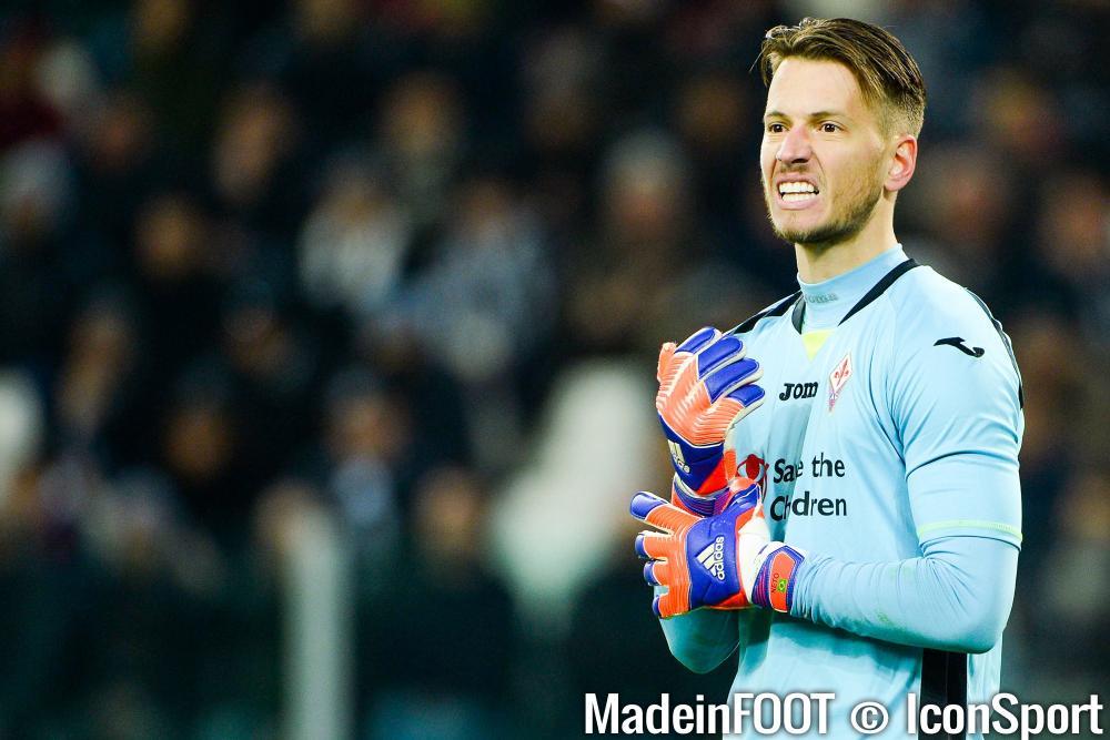 Neto (Fiorentina) serait sur les tablettes du PSG.