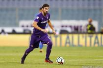Astori Davide during Italian Serie A match between ACF Fiorentina and Bologna FC at Florence Artemio Franchi Stadium on September 16th, 2017.