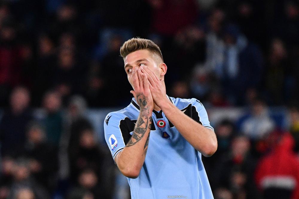 Milinkovic-Savic aurait prolongé avec la Lazio.