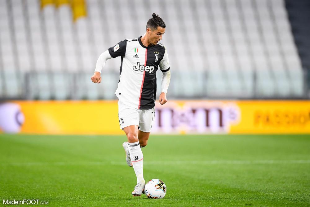 Ronaldo ne serait pas opposé à un départ de la Juve