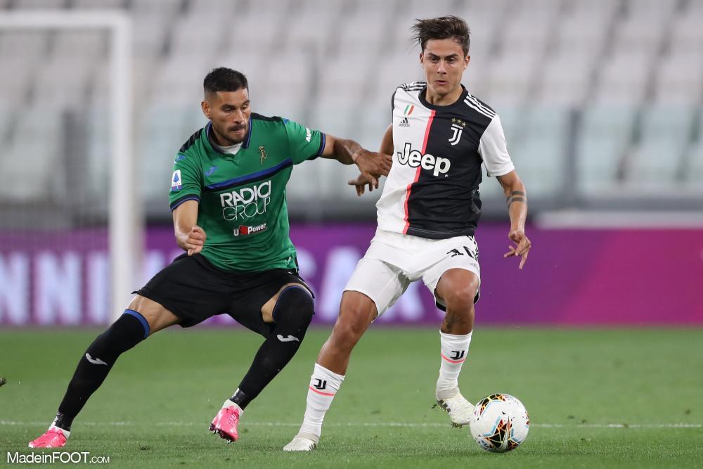 Dybala avec Turin
